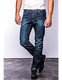 Rica Lewis RL90 BRUT BROSSE FIBREFLEX - Jeans - Homme