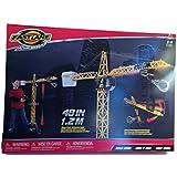 Fast Lane Mega Crane - Crane Only by Toys R Us