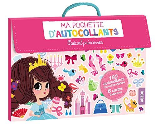 Ma pochette dautocollants - spécial Princesses