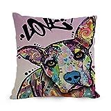 Die besten Slimmingpiggy Beddings - Slimmingpiggy Comfortable Bedding Color Spotted Dog 20X20 Inch Bewertungen