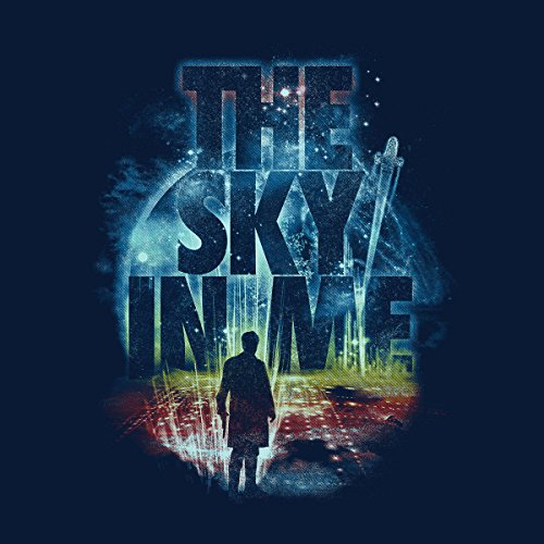 The Sky In Me Firefly Serenity Women's T-Shirt Navy Blue