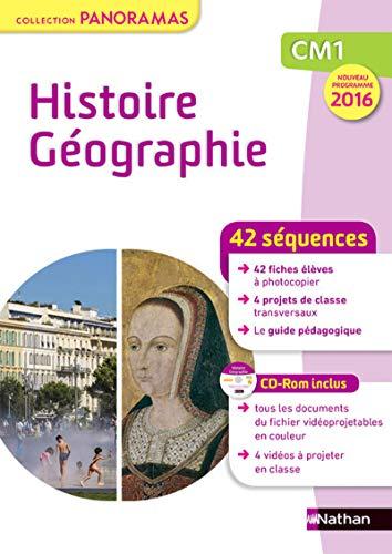 Histoire-Géographie CM1