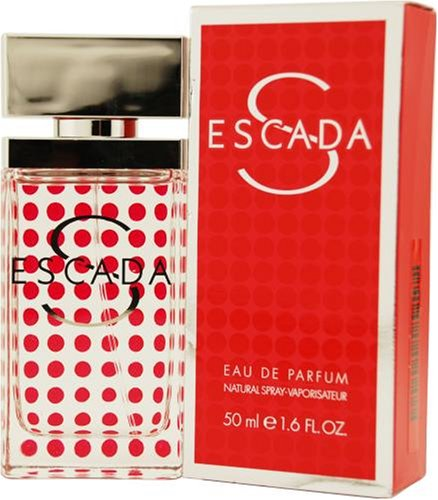 Escada S EDP Spray 50ml, 1er Pack (1 x 50 ml) (Spray Duft Sirene)