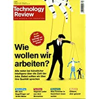 Technology Review Deutsch [Jahresabo]
