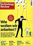 Technology Review Deutsch  Bild