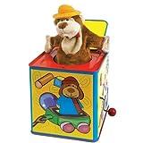 Animal Jack In Box von Globalbaby