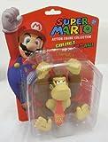 "6"" DONKEY KONG Super Mario Brothers Cart Nintendo Wii Figures"