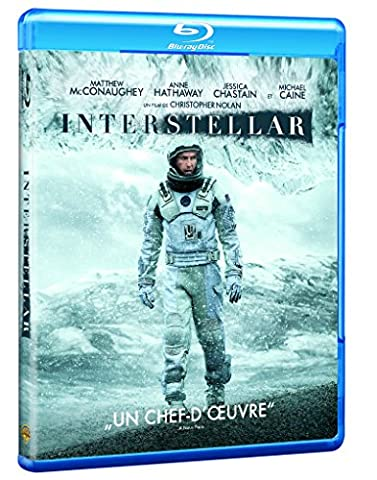 Spectre Blu-ray - Interstellar [Warner Ultimate