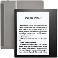 """Nouvelle liseuse Kindle Oasis, Résistante à l'eau, Écran haute résolution 7"""" (17,7 cm) 300 ppp,  32 Go, 3G gratuite + Wi-Fi"""