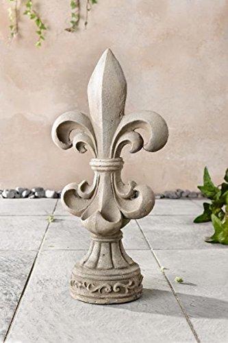 """Französische Lilie \""""Stil\"""" 47cm Garten Deko"""