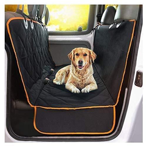 Wasserdichte Haustier Auto Sitzbezug Auto Rücksitz Zwinger Rückenkissen Hund Reise Hängematte Rest Isomatte Rücksitz Protector Pet Booster Seat -