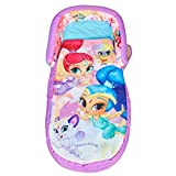 Shimmer and Shine My First ReadyBed - Inflatable Toddler Air Bed and Sleeping Bag in one