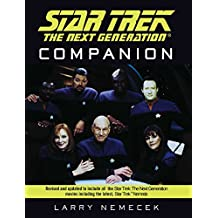 The Star Trek: The Next Generation Companion: Revised Edition (English Edition)