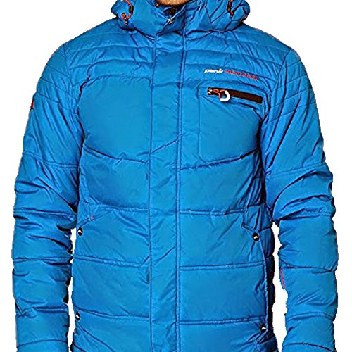 Peak Mountain - Doudoune homme CAIROP- Bleu - XXL