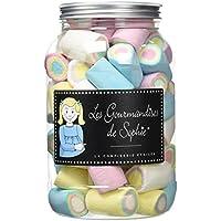 Les Gourmandises de Sophie Guimauves Multicolores (400 g x Lot de 2) 800g