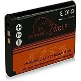 Power Batería Panasonic VW-VBX070 / Pentax D-Li88 / Sanyo DB-L80 paraPanasonic HX-DC1   HX-DC2   HX-DC10   HX-DC15   HX-WA10   Pentax Optio E71   H90   P70   P80   W90   WS80   Sanyo Xacti VPC-CA100   VPC-CG10   VPC-CG20   VPC-CG21   VPC-CG100   VPC-CS1   VPC-GH1   VPC-GH3   VPC-PD1   Sanyo VPC-X1200   VPC-X1220 y mucho más...