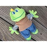 Kleidung für Signal Frog 20cm Frosch Bär Teddy Puppenkleidung STERNE pink rot