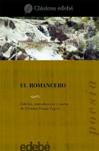 ROMANCERO (CLÁSICOS EDEBÉ) por Obra Colectiva Edebé