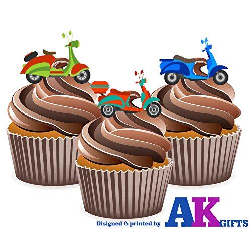 colorido-vespa-lambretta-scooters-decoraciones-de-tartas-comestible-toppers-para-cupcakes-12-unidade