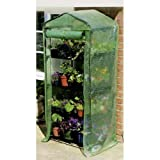 Gardman 4 Tier Growhouse with Reinforced Cover
