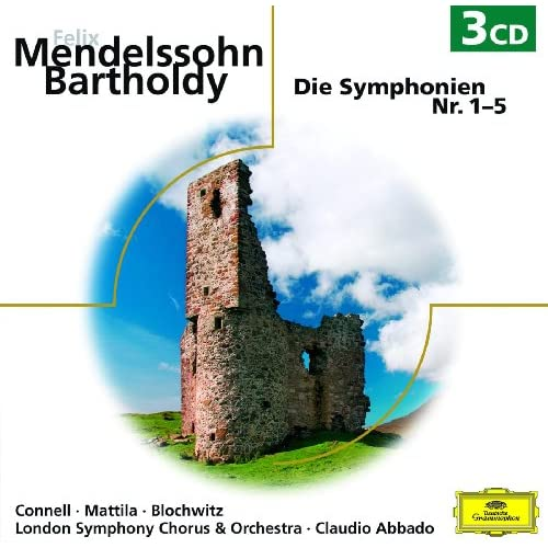"Mendelssohn: Symphony No. 4 In A Major, Op. 90, MWV N 16 - ""Italian"" - 1. Allegro vivace"