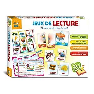 Zig Zag Educatif - Jeux De Lecture