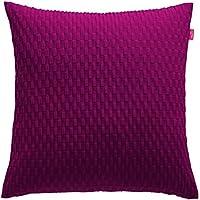 Esprit Home 50015-063-50-50 Kissenhlle Beat Gre 50 x 50 cm, weinrot / purpur