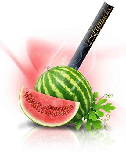 Wegwerf E Shisha Wassermelone / Watermelon e-Shisha elektronische Wasserpfeife Pen Stick Stift VAPOR in verschiedenen Geschmäckern bis zu 500 Züge neu Versand aus Deutschland