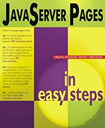 JavaServer Pages in Easy Steps by Mike McGrath (2002-08-02)