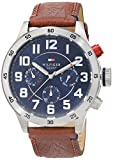 Tommy Hilfiger Watches Herren-Armbanduhr Analog Quarz