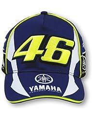 Valentino Rossi Yamaha Cap 2016Royal Blue, MotoGP, vr215309
