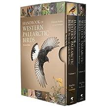 Handbook of Western Palearctic Birds: Passerines (Set de 2 vol.): A Photographic Guide
