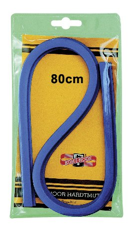 Preisvergleich Produktbild Kurvenlineal 80 cm, Blau