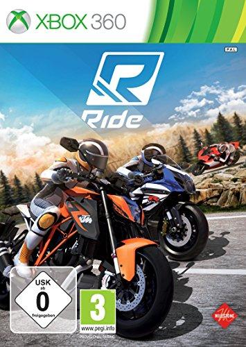 Ride [Xbox 360] (360 Spiel Xbox Motorrad)