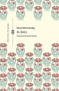 El ball: 5 par Irène Némirovsky