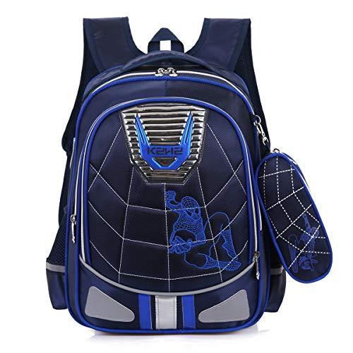 Mochila Escolar Infantil Spider-Man