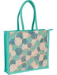 Eco-friendly Mystic Aqua Women's Beach Tote - Shopping Bag