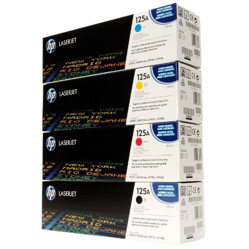 hewlett-packard-cb540-3a-cartridges-full-set-genuine