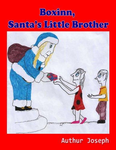 Boxinn, Santa's Little Brother (Santa Claus and His Siblings) (English Edition)