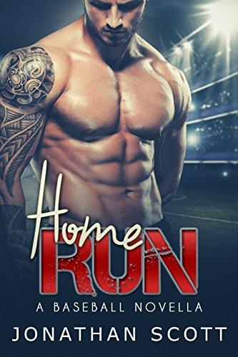 Home Run: A Short Bad Boy Baseball Romance Novella (English Edition)