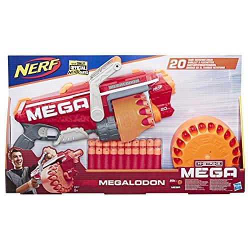 Nerf- Mega Megalodon, (Hasbro E4217EU4)