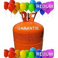 PASAMO XXXXXL Deutsche Marken Premium 450 Liter (0,42m³) Helium Ballongas SOFORTVERSAND24h - für 50 Ballons 23cm GARANTIERT