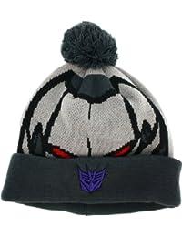 Transformers Megatron Woven Biggie Knit Beanie Cap