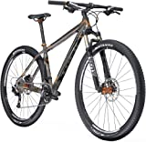 Trek Herren MTB Superfly AL Elite, Dark Tint /Orange, 19, Superfly Al Elite
