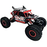 Toyshine Dirt Drift Remote Controlled Rock Crawler Car Monster Truck, Four Wheel Drive, 1:18 Scale 2.4 Ghz, Assorted Color