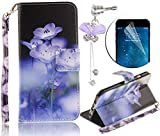 Best Lg G3 Cases - Etui Coque pour LG G3, Sunroyal® Housse Bookstyle Review