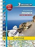 France plastifié (Atlas Routier) (Atlas de carreteras Michelin)