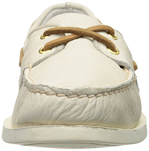 Sperry Sperry A/O 2-Eye Leather sahara 9155240, Chaussures basses femme Ivoire