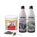 CANIPUR Arthrofit 500 g + Gratis 1 x TJURE Kleiner Racker + 1 x TJURE Treuer Gefährte