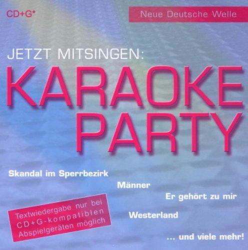 Karaoke Party Neue deutsche Welle Vol. 2 Neue Wok